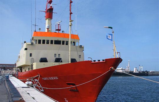 Buque Oceanográfico Puerto Deseado (BOPD)