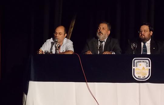 Mesa Académica - Dr. Ramirez Pastor