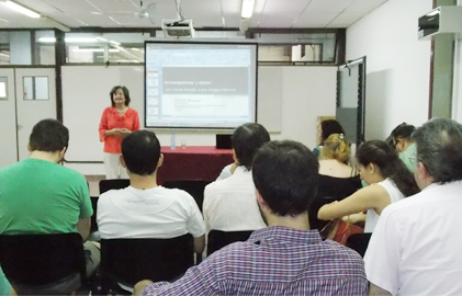 Dra. Gimenez - Directora IMIBIO-SL