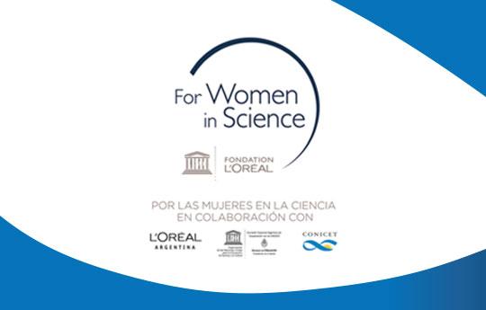 Placa-LOréal-CONICET-2015