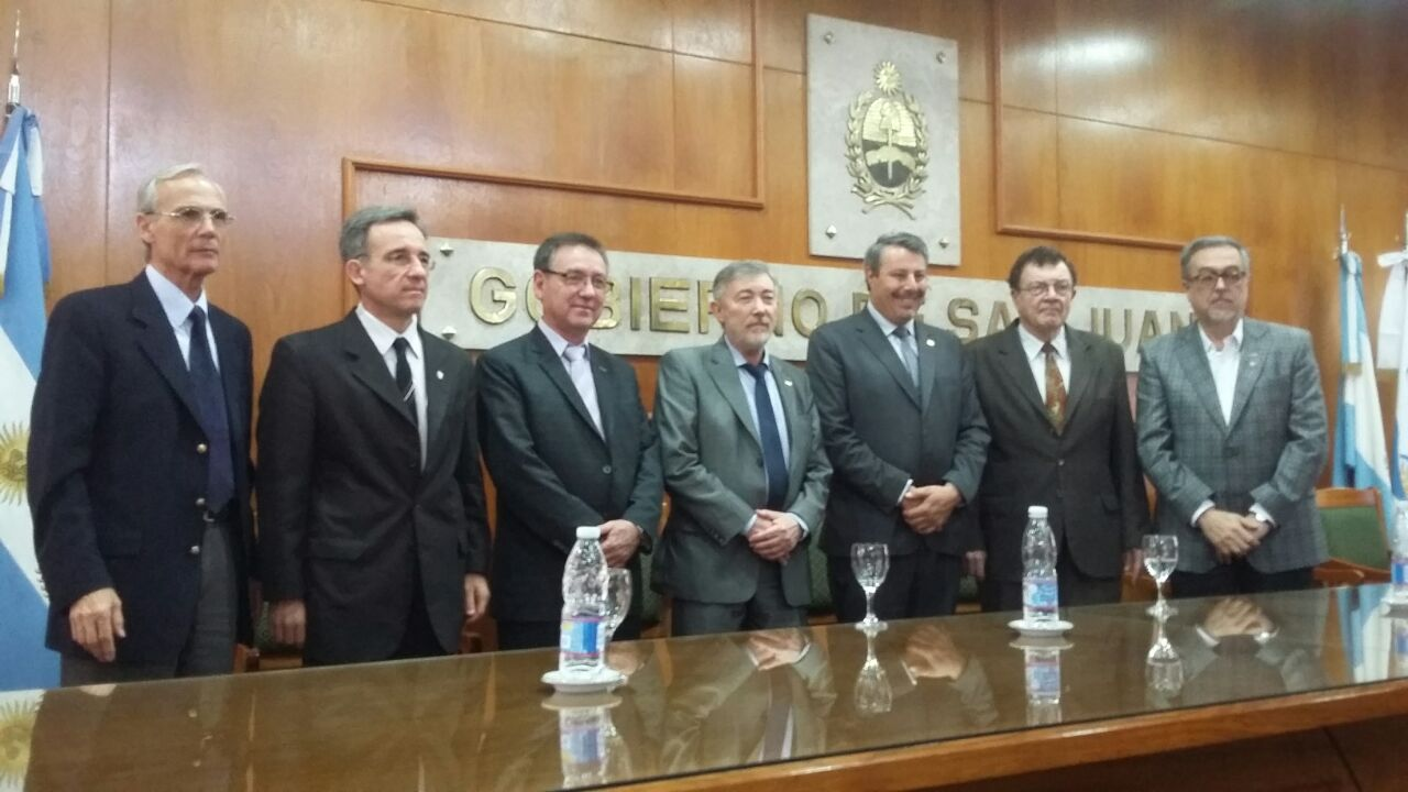 Inauguración CCT San Juan