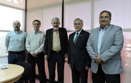 Dr. Ramirez Pastor, Dr. Martinez, Dr. Blesa, Dr. Saad, Dr. Mohamed.-